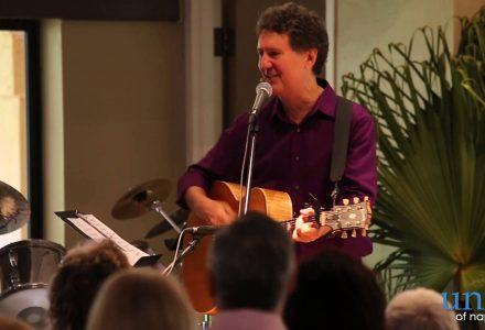Guest Speaker & Musician Charley Thweatt