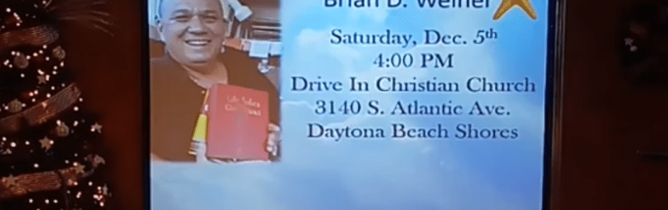 November 29 Sunday Service