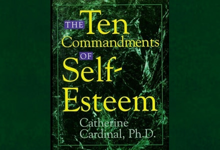 The Ten Commandments of Self Esteem
