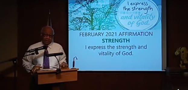 February 7 Sunday Service