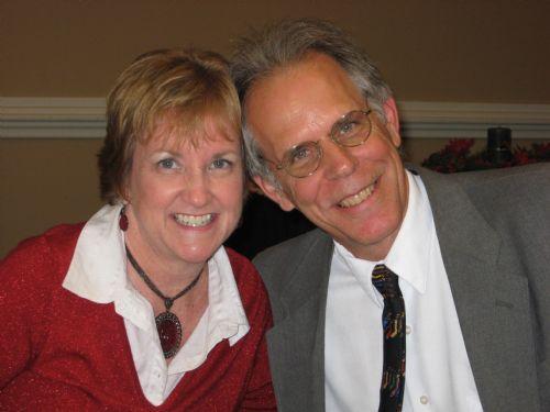Social Team Chairs Joy and Dan Kalis